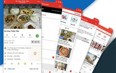 Foody – Find Reserve Delivery