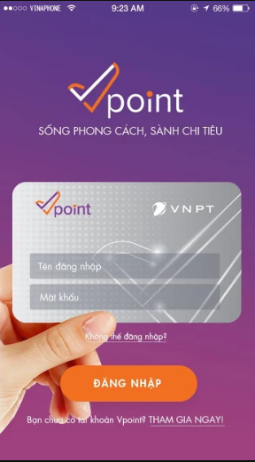 Vpoint – VinaPhone
