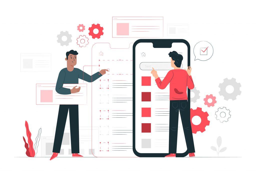 5 mẹo về cách tạo thiết kế app thương mại điện tử 2021